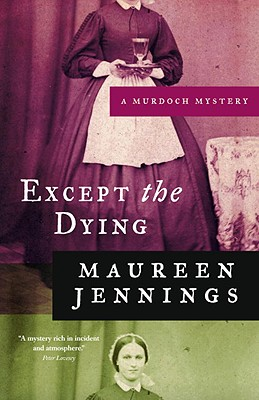 Except the Dying By Jennings, Maureen